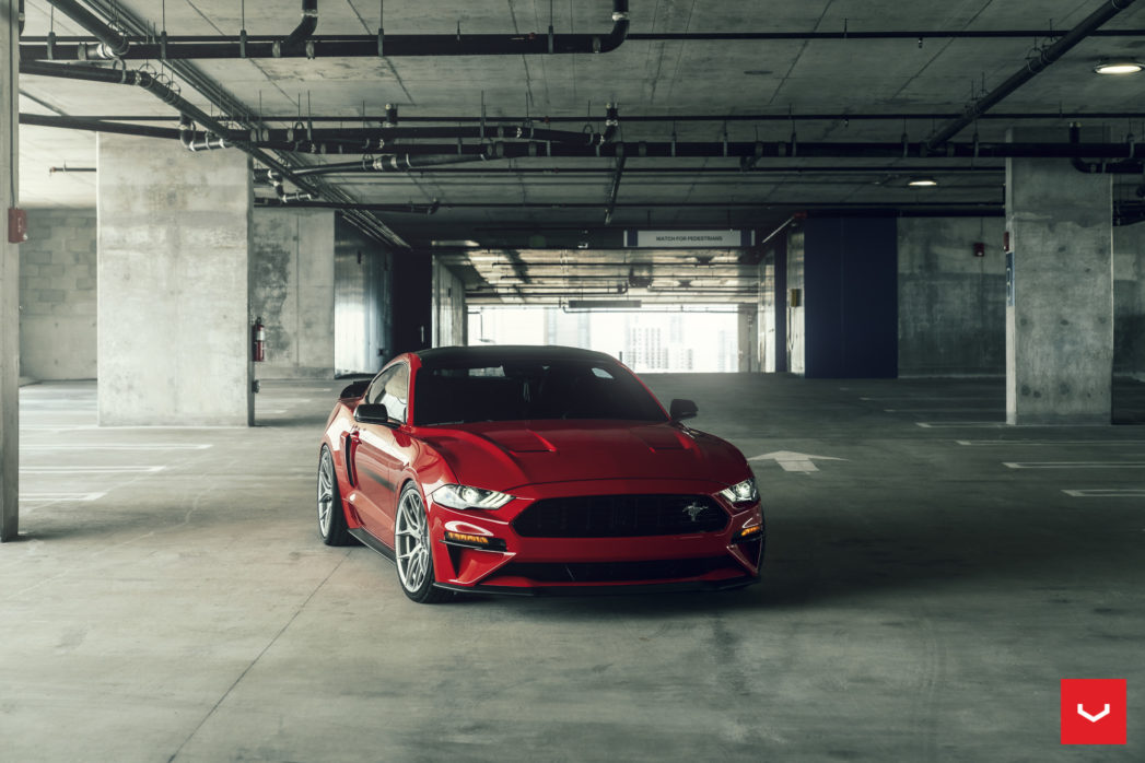 포드 머스탱 S550 GT CS